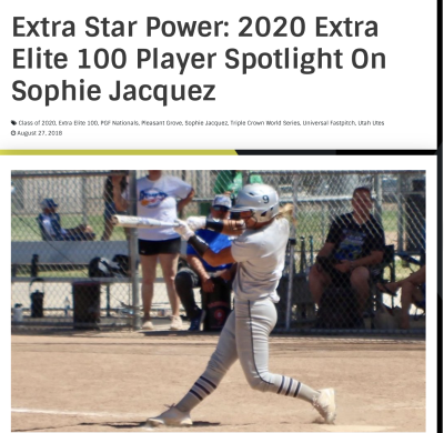 Jacquez Has Elite Star Power